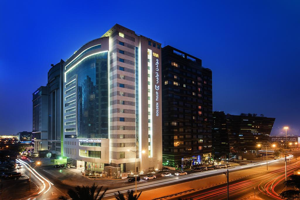 2011 LİBYA Golden Otel